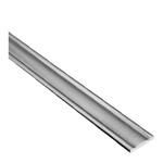 "Rail Solid 2"" X 11/32""  143-11/16""L"