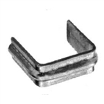 "Collar Clip 3 Bars Of 1/2"" X 1/4"""