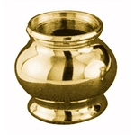 "Bushing Brass 1-9/16"" Hole 2-3/4"" X 2-9/16"""