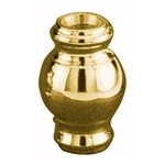 "Bushing Brass 5/8"" Hole 1-17/32"" X 2-3/8"""
