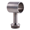 "Stainless Steel Handrail Support 2 3/4"" Dia. x 1/2"