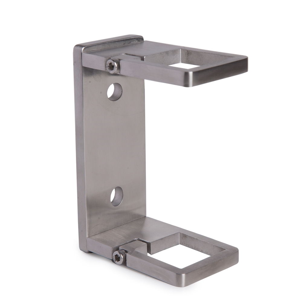 Stainless Steel Lateral Anchorage For Square Tube