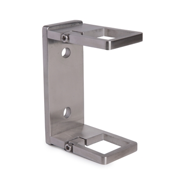 316 Stainless Steel Lateral Anchorage For Square Tube
