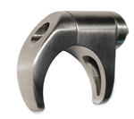 "Stainless Steel Easy Hold Rail Clamp for 1 2/3"" dia. Tube"