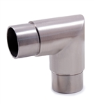 "Stainless Steel Elbow 90d 1 2/3"" Dia. x 5/64"""