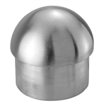 316 Stainless Steel End Cap Semispherical for Tube