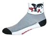 Buzzard Socks - White