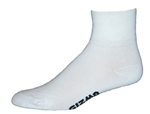 Plain Gizmo Socks - White