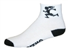 Gizmo Girl Socks - white