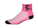 Gizmo Girl Socks - pink