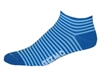 Stripes Socks - blue