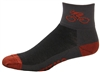 Bicycle Socks - granite