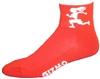 Gizmo Girl Socks - red