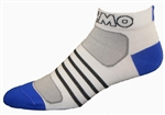 G-Tech 1.0 Socks - white/blue