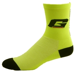 "Gaerne Socks 5"" - fluo yellow"