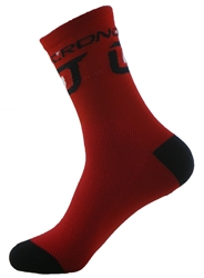 "Crono Socks 6"" - Red"