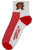 Maryland Terrapins Socks