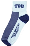 TCU Horned Frogs Socks