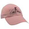 Gizmo Girl with 26.2 Running Hat - Pink