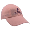 Gizmo Girl with 13.1 Running Hat - Pink