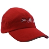 Triathlon Running Hat - Red