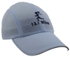 Gizmo Girl with 13.1 - Running Hat - Light Blue