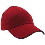 Running Hat - Plain - Red