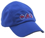 Triathlon Running Hat - Royal Blue