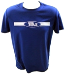 13.1 - Run Tech Shirt - s/s - Royal Blue