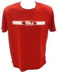 13.1 - Run Tech Shirt - s/s - red