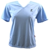 V-Tech Women's Short Sleeve Running Top - Lt. Blue