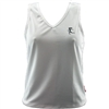 V-Tech Women's Running Tank Top - White