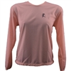V-Tech Women's Long Sleeve Running Top - Pink