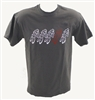 Gizmo Roadie T-Shirt - Charcoal