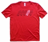 GIZMO Roadie Tech Shirt - Red