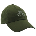 GIZMO G-Man Bicycle Hat - Olive