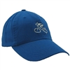 G-Man Bicycle Hat - Royal Blue