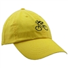 G-Man Bicycle Hat - Tour de France Yellow