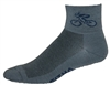 Bicycle Wooly-G Socks - granite