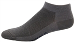 No Look Wooly-G Socks - granite