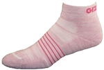 G-Tech 1.0 Wooly-G Socks - pink w/cushioned sole