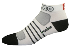 Bamboo G-Tech 1.0 Socks - white