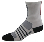 Bamboo G-Tech 5.0 Socks - white