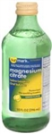 Magnesium Citrate Liquid, 10 oz, Lemon Flavor