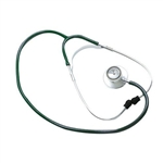 Invacare, Dual-head Stethoscope, Green