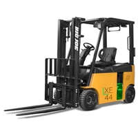 LXE-44 Electric Sit Down 4-wheel Forklift
