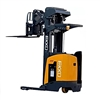 EK18RRL Stand Up Reach Forklift
