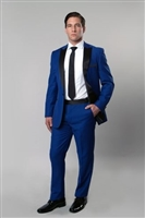 1-Button - Peak Lapel - Slim Fit Tuxedo