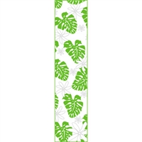 Monstera Nui Green Treat Bags - Wine