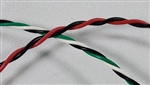 UL1007 UL1569 CSA-TR64 22 AWG (7/30) Twisted Quad (4) Wire. Pick Your Combos! 500' Spool. Series# UL1007-22-XXXXTQ1-0500